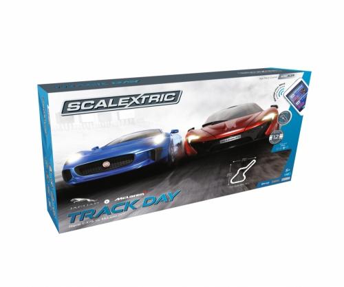 Scalextric ARC Air Track Day Wirel. Con. Carson 1358 500001358
