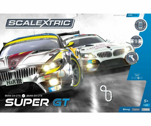 Scalextric ARC One Super GT Carson 1360 500001360