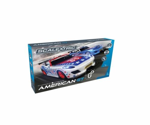 Scalextric Sport American GT Carson 1361 500001361