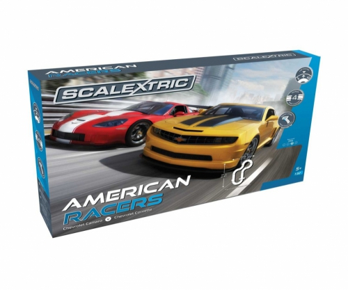 Scalextric Sport American Racers Carson 1364 500001364