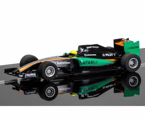 1:32 F1 Saison 2015 Car Sw/Grün SRR, DPR Carson 3669 500003669