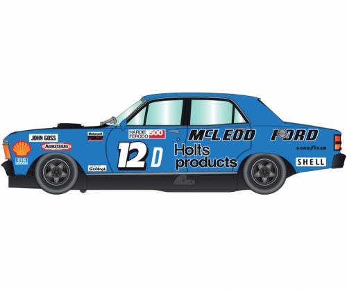 1:32 Ford XW/XY GT-HO Falcon #12 1972 Carson 3696 500003696