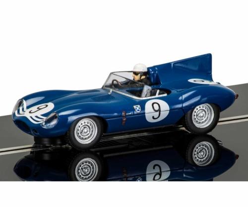 1:32 Jaguar D-Type 1957 1000km Nürburg. Carson 3730 500003730