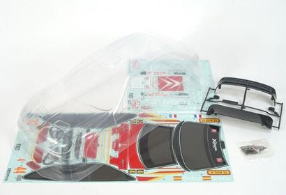 Kar.-Satz XSARA WRC 04 Tamiya 51083