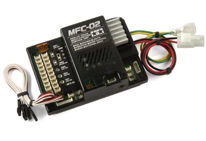 Multifunktionseinheit MFC02 Tamiya 53957