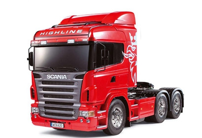 Scania R620 3Achs/6x4 1/14 Tamiya 56323