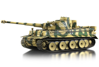 Tiger I 1/16 Excl. TARN Tamiya 56910