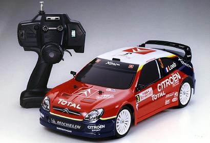 XB PRO CITROEN XSARA WRC\04 Tamiya 57732