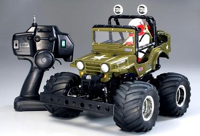 XB Wild Willy 2 Tamiya 57743