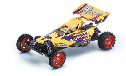 MAD-FIGHTER 2WD Tamiya 58275