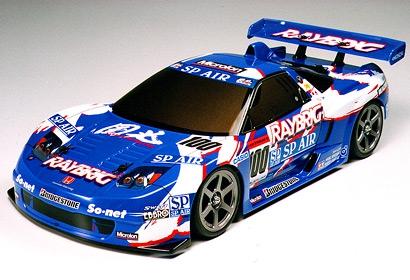 RAYBRIG NSX 2003 (TT 01) Tamiya 58313