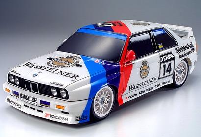 BMW SCHNITZER M3 EVO TT 01 Tamiya 58323