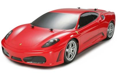 Ferrari F430 Rac.Car(TT-01) Tamiya 58343