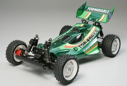TOP Force 4WD lim. WA Tamiya 58362
