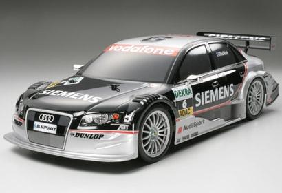 Audi A4 DTM \Siemens\ Tamiya 58363