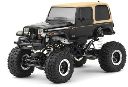 RC Jeep Wrangler 1:10 Tamiya 58429