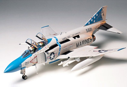 MC DONNELL F4 J PHANTOM II Tamiya 60306