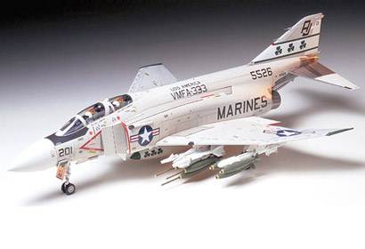 F-4J PHANTOM II MARINES 1:3 Tamiya 60308