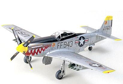F-51D MUSTANG Tamiya 60754