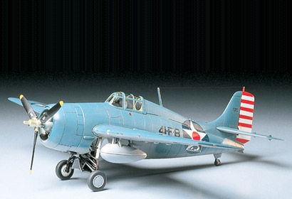 GRUMMAN F-4 F4 WILD CAT Tamiya 61034