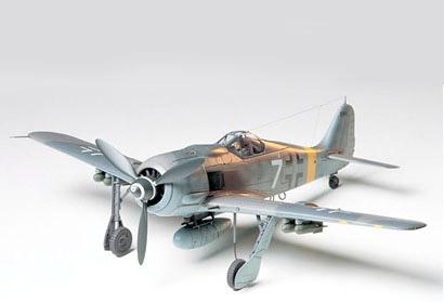 FOCKE WULF FW190 F-8 Tamiya 61039