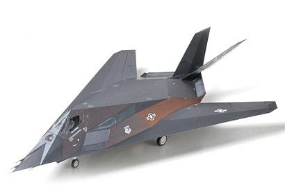 LOCKHEED F117A NIGHTHAWK Tamiya 61059