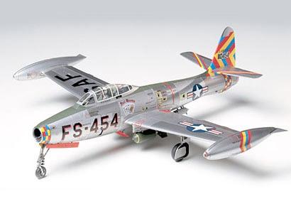 F84-G THUNDER JET Tamiya 61060