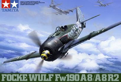 Focke-Wulf FW190 Tamiya 61095