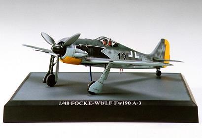 FOCKE WULF FW 190A-3 DISPL. Tamiya 61508