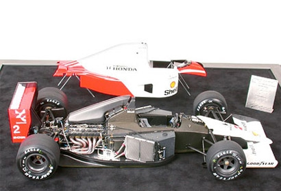 McLaren MP4/6 Honda Tamiya 89721