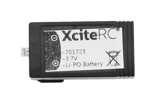 LiPo-Akku 3.7 V / 100 mAh XciteRC 13008006