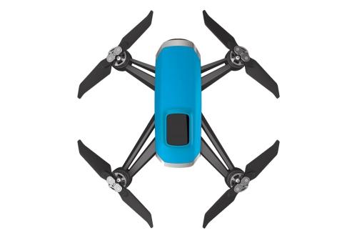 Walkera Peri Quadrocopter RTF Hainan Blue -FPV-Drohne mit 4K UHD-Kamera, GPS, Optical Positioning, Fernsteuerung, Akku und Ladegerät Walkera 15002355