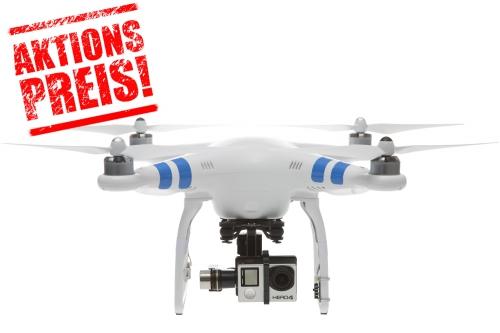 DJI PHANTOM 2 ZENMUSE H4-3D EDITION Quadrocopter DJI 15008100