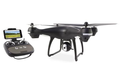 xciterc rocket 350 fpv gps quadrocopter rtf drohne mit. Black Bedroom Furniture Sets. Home Design Ideas