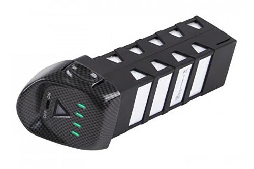 LiPo-Akku H500 22.2 V 5400 mAh schwarz Walkera 16002110