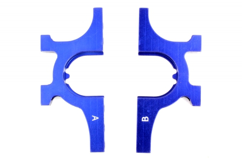 Differenzialhalterung Aluminium CNC gefräst TC one1 XciteRC 30306105