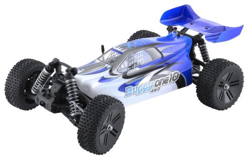 Buggy one 10 4WD RTR Modellauto M1:10 blau XciteRC 30307000
