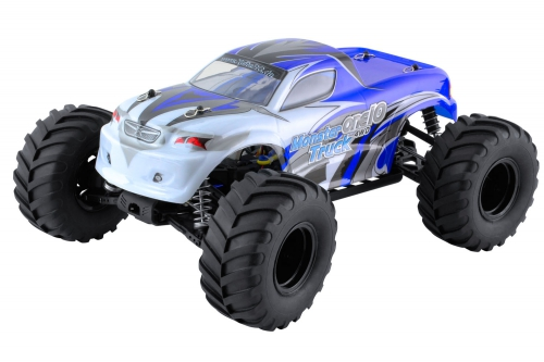 Monster Truck one 10 4WD RTR Modellauto M1:10 blau XciteRC 30309000