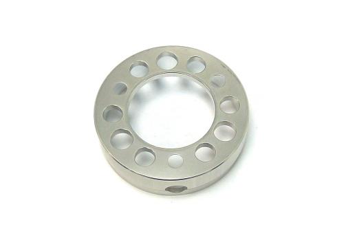 KM-Racing K8 Aluminium 2-Gang-Glocke (silber) KM-Racing 31201097