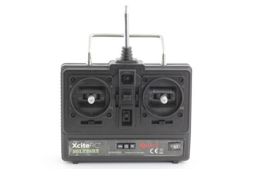 Sender 27 MHz Sound & Smoke XciteRC 35501006