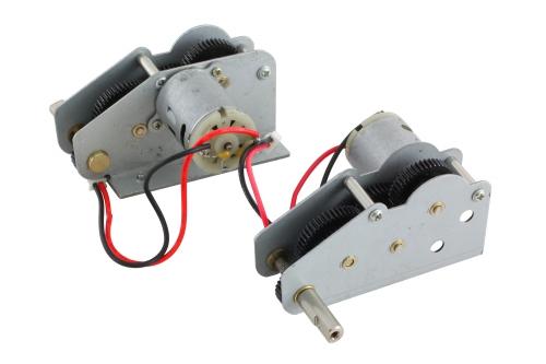 Motor-Getriebeeinheit (Stahlzahnräder) Tiger I M1:16 XciteRC 35504012