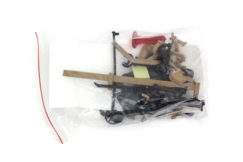 Zubehörbox für DAK Pz.Kpfw. IV F-1 M1:16 XciteRC 35510001