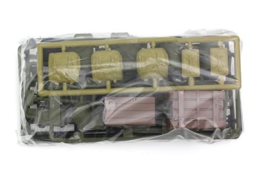 Zubehörbox für U.S. M4A3 Sherman  M1:16 XciteRC 35513001