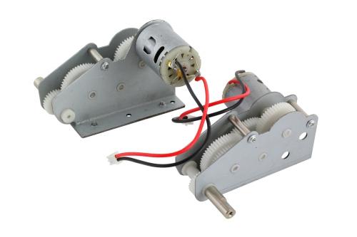 Motor-Getriebeeinheit (Kunststoffzahnräder) T34/85 M1:16 XciteRC 35519004