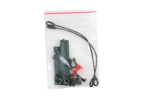 Zubehörbox für KW-1  M1:16 XciteRC 35522001