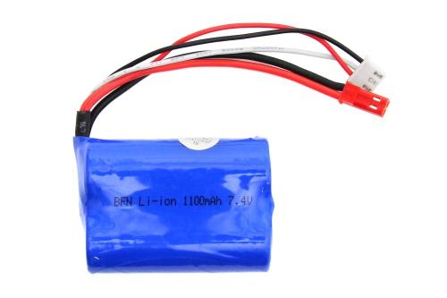 LiIo-Akku 7.4 V / 1100 mAh energyXXL 56600006