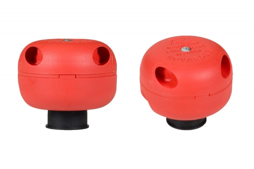NOVAROSSI Red INS-BOX 1:8 ONROAD komplett mit Filter und Schrauben Novarossi 72307015