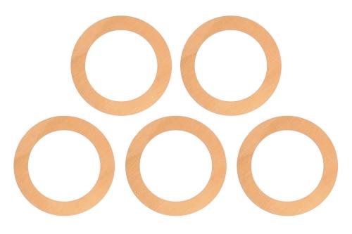 NOVAROSSI Zylinderkopfdichtung Kupfer .21 0.20 mm für extra long stroke Novarossi 72309006