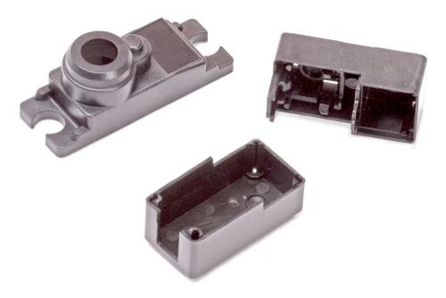 Futaba Gehäuse Set- Servo Brushless S3153/3153MG