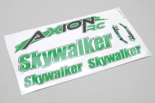Dekor Set (Grün) - Skywalker AXRC Z-AX-00200-120